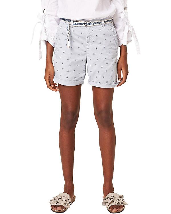 ESPRIT blau blau ESPRIT blau Shorts ESPRIT Shorts Shorts O4qRUzwR
