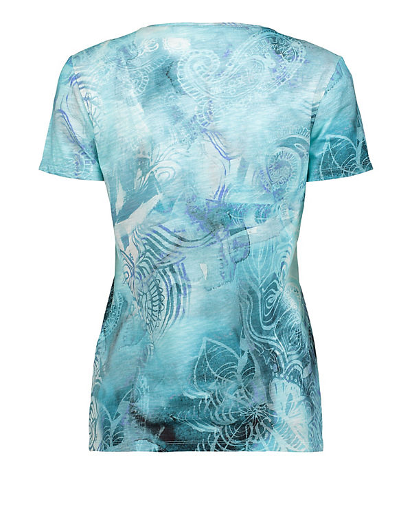 Shirt türkis Betty Betty Barclay T Barclay yvHwS0OYq