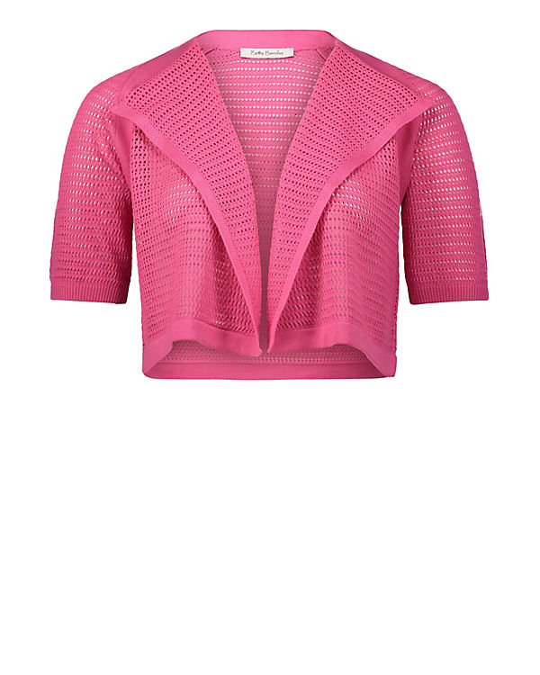 Betty Barclay rosa Betty Strickjacke rosa Strickjacke Barclay Barclay Betty Strickjacke rosa wr7IZwq