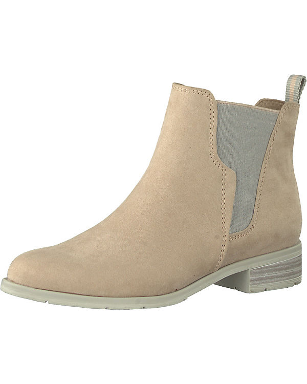 MARCO MARCO MARCO TOZZI, Chelsea Boots, rosa 742fbe