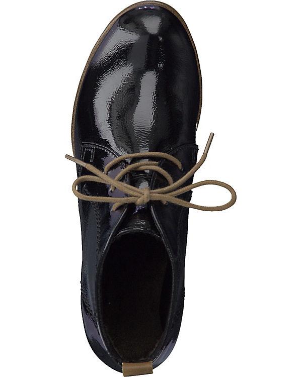 TOZZI schwarz Schnürstiefeletten MARCO TOZZI MARCO x8wHEF
