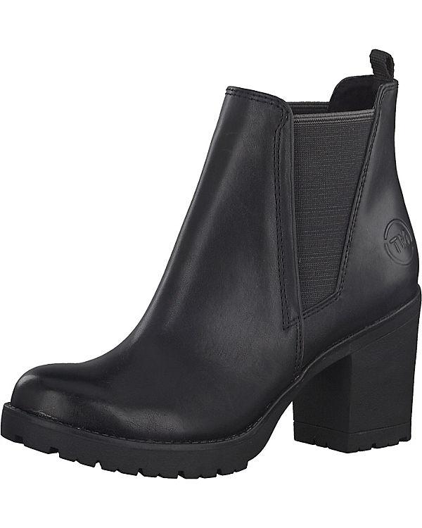 MARCO TOZZI, Chelsea Boots, Boots, Boots, schwarz c0cc0f