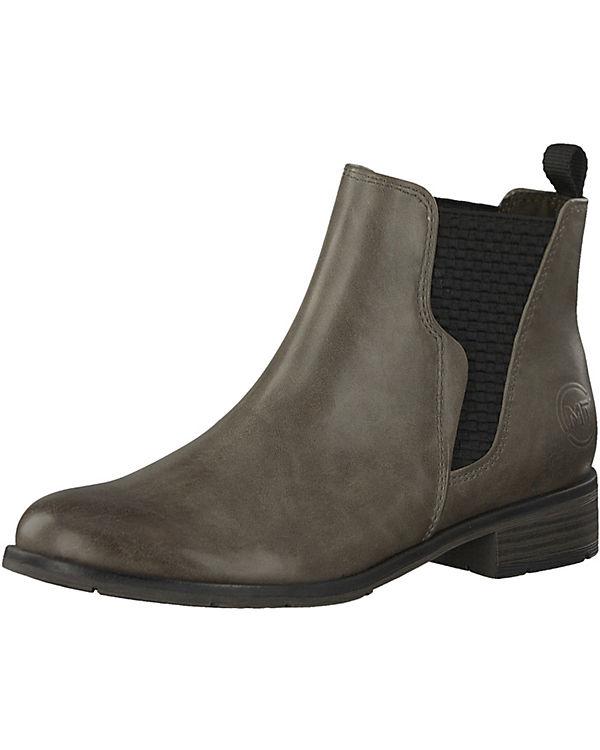 dunkelgrau TOZZI MARCO Boots Chelsea TOZZI MARCO nqY4xaSwS