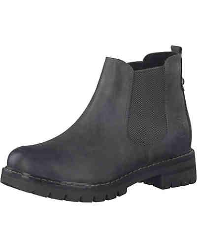MARCO TOZZI, Feel Chelsea Boots, braun   ambellis 09f4934307