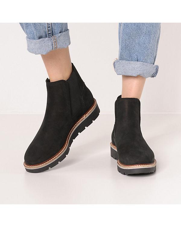 Dockers schwarz by Gerli, Chelsea Boots, schwarz Dockers 8841e8