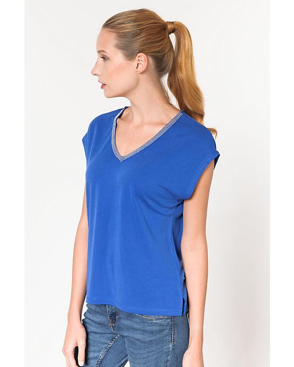 Shirt T MODA VERO blau VERO MODA EItwqYI