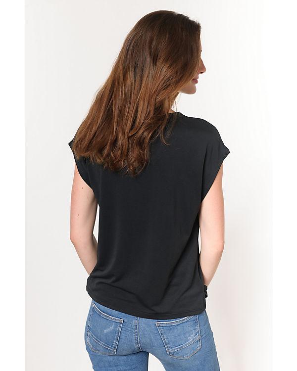 Shirt VERO VERO T MODA MODA T schwarz 7OcXq