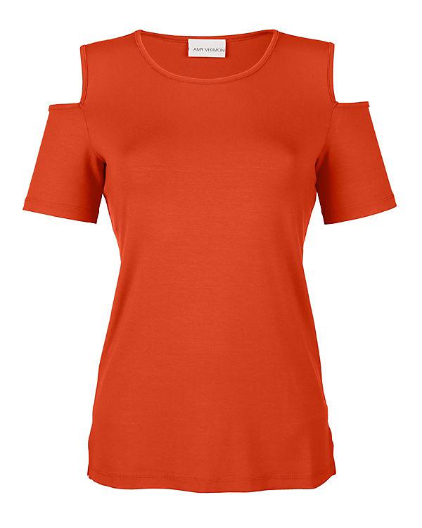 Amy Vermont T-Shirt orange