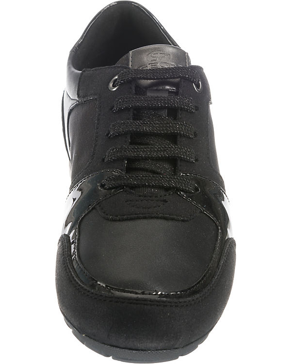 Sneakers GEOX RAVEX Sneakers Low GEOX schwarz RAVEX Low GEOX Low RAVEX schwarz Sneakers v6IqT