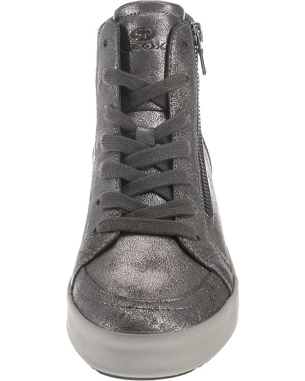 GEOX, GEOX, GEOX, BLOMIEE Ankle Boots, grau 8c960d