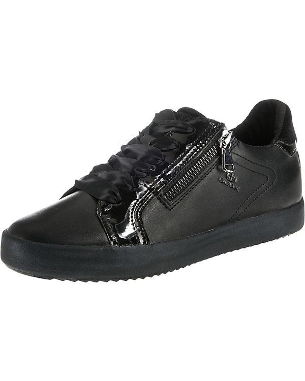 BLOMIEE GEOX schwarz Sneakers Sneakers BLOMIEE Low Low Sneakers BLOMIEE GEOX GEOX schwarz afwXFXpqB