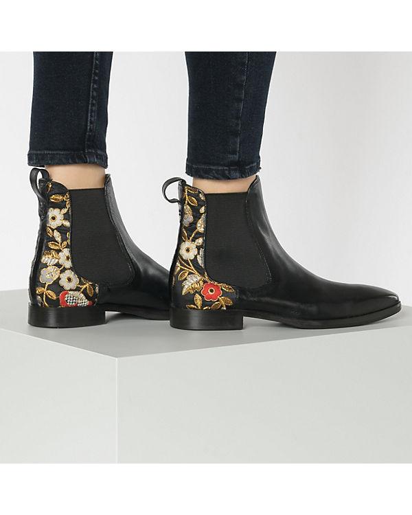 HAMILTON 8 Boots amp; schwarz Emma Chelsea TM MELVIN 5q7Bn