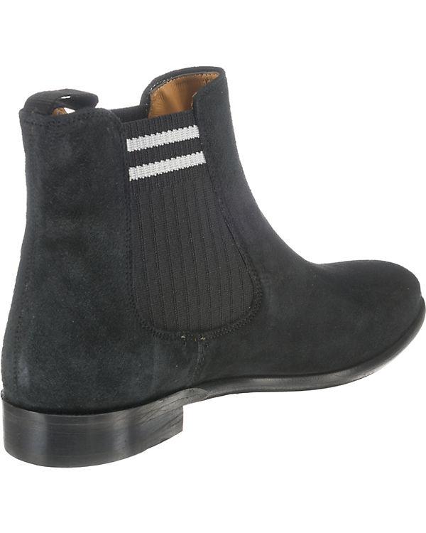 amp; 6 Daisy schwarz Chelsea HAMILTON Boots MELVIN xpvwCv
