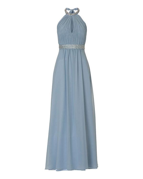 Vera Mont Abendkleid blau