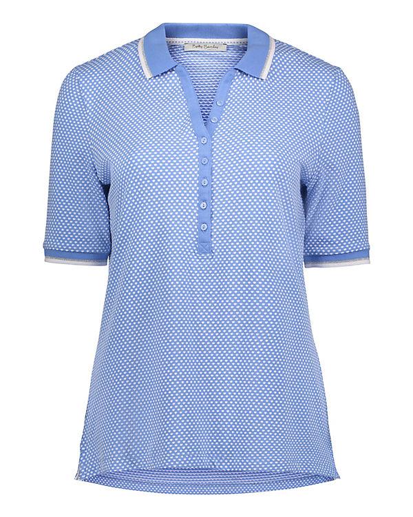 blau blau Barclay Shirt Betty Shirt Barclay T T Betty Betty Barclay FwvxaqU