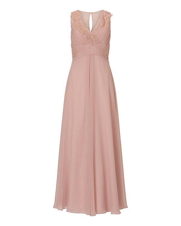 rosa Mont Vera Abendkleid rosa Mont Abendkleid Vera Vera Mont Abendkleid qf0gz