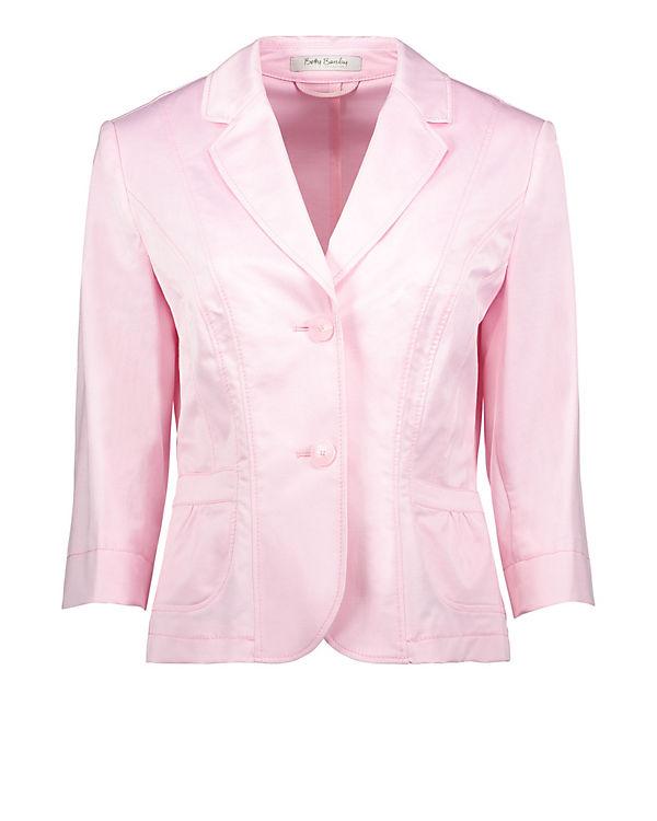 Betty Barclay Blazer Rosa Kostenloser Versand Shop Günstig Kaufen