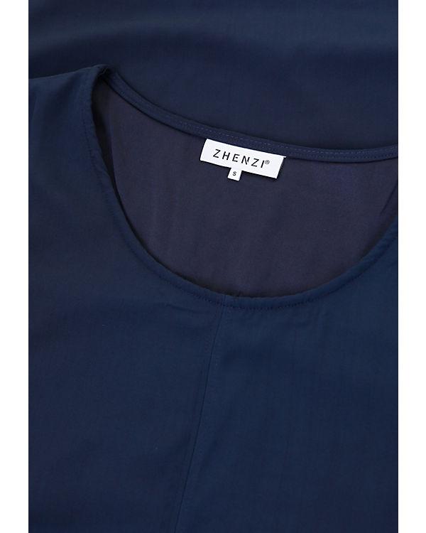zhenzi zhenzi Kleid blau blau zhenzi Kleid Kleid 10S1H