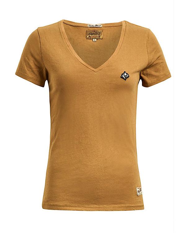 gelb Khujo Khujo JALMA WINGS Khujo WINGS JALMA WINGS Shirt gelb Shirt JALMA Shirt ngq8YHwf