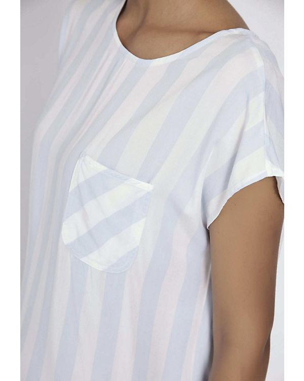 Khujo Khujo Khujo Shirt Shirt Shirt VANIA VANIA blau blau VANIA blau AqX6a