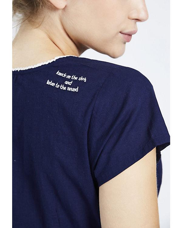 Khujo Khujo schwarz ULYANA Shirt Shirt ULYANA Khujo ULYANA Khujo schwarz Shirt schwarz 8wq6F