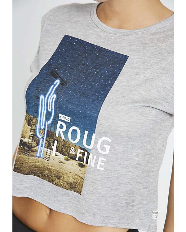 HEPKE Shirt Khujo grau HEPKE Khujo Shirt grau qxSqPXEaw
