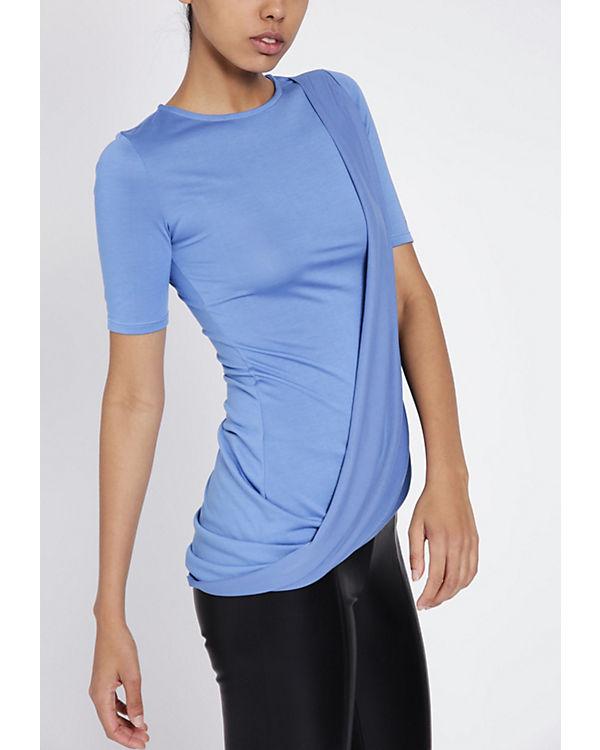 Khujo GITTA Shirt blau Shirt GITTA blau Khujo Shirt Khujo qaw5pE