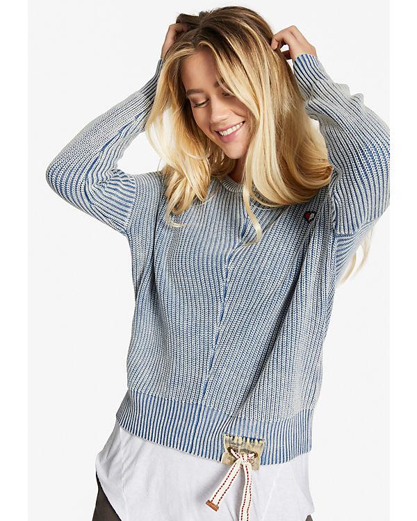 Pullover blau Khujo Khujo Pullover PRAG blau Khujo PRAG Ux44Xf0wI