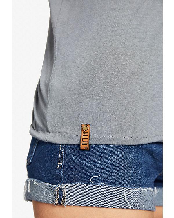 Khujo Shirt ZAIDA grau Khujo ZAIDA grau grau Shirt Shirt Khujo ZAIDA PZqIqa
