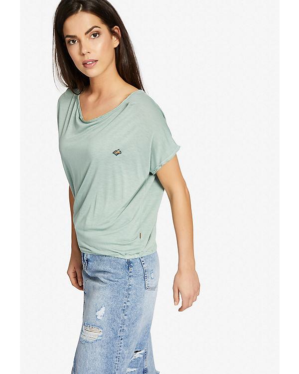 Khujo Shirt grün Khujo Shirt ZAIDA x6nRwPCFwq