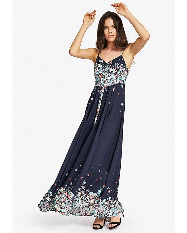 Khujo blau Kleid blau VELONA Khujo VELONA Khujo Kleid Kleid VELONA wYYXxIB