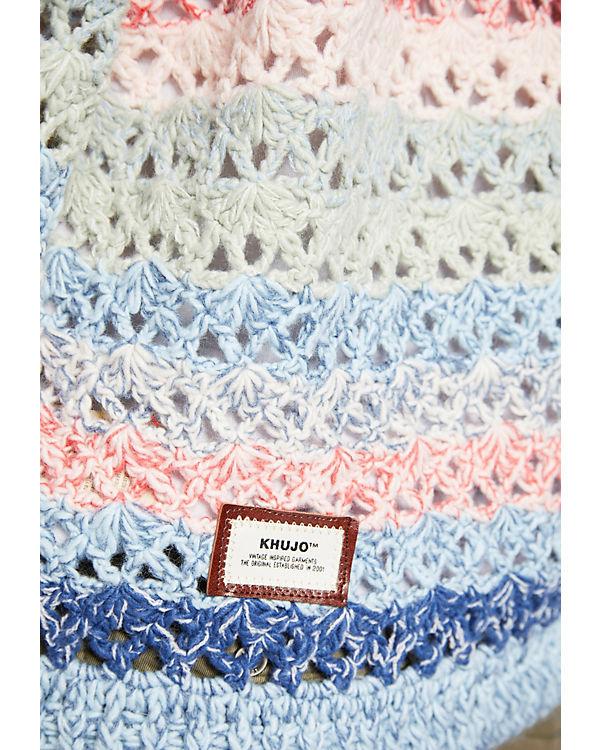 Khujo Pullover ANTHELIA mehrfarbig Billig Verkauf Sast R0x5YxqVf