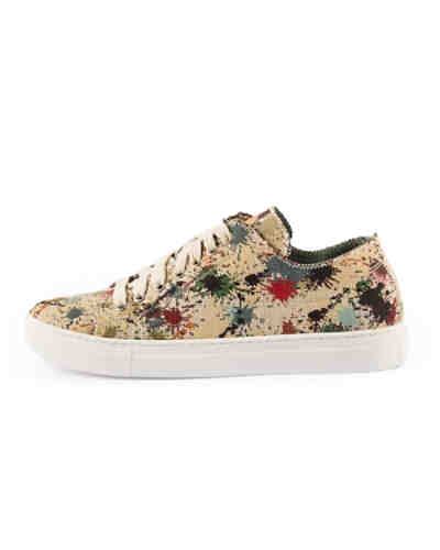 Scout Cotton vegan Sneakers Low