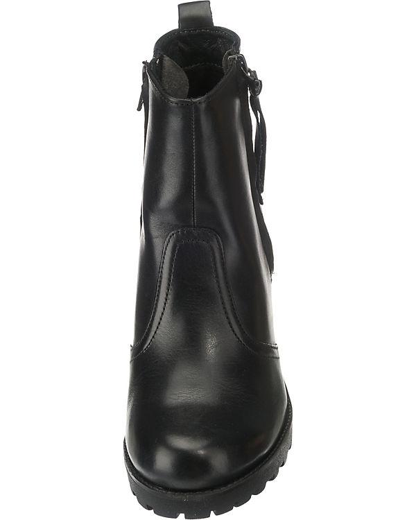 Stiefeletten One schwarz schwarz Stiefeletten Klassische Pier Klassische One Pier Stiefeletten One Pier schwarz Klassische xTIXqFZ