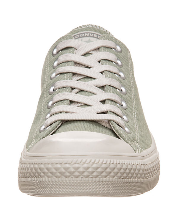 CONVERSE, Chuck Taylor Sneakers All Star OX Sneakers Taylor Low, grün fa6e43