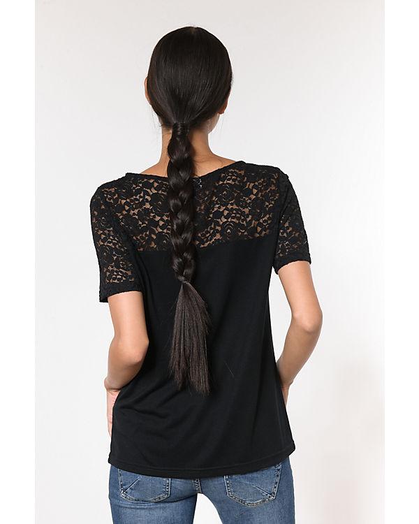 schwarz Shirt Jacqueline T Yong de qwAcFIU