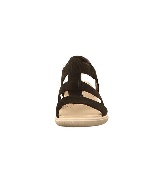 Sandalen schwarz Klassische ecco ecco Klassische UOxItt