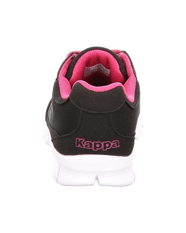 Kappa Sneakers Low schwarz schwarz Kappa Kappa Low Sneakers Sneakers CwCxXvqOa