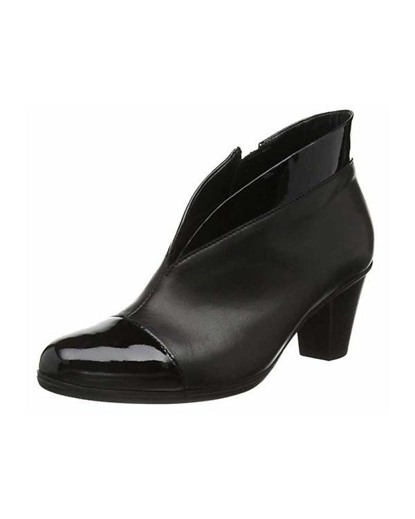 Gabor Boots schwarz Ankle Boots Ankle Gabor schwarz Gabor 1zOpqxOtw