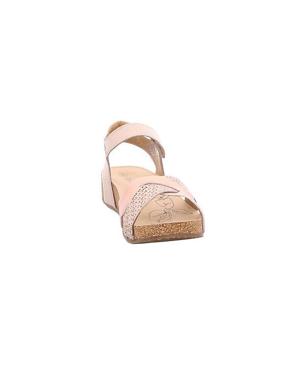 Josef Seibel Klassische Sandalen rosa Original-Verkauf Online ybVUgAp