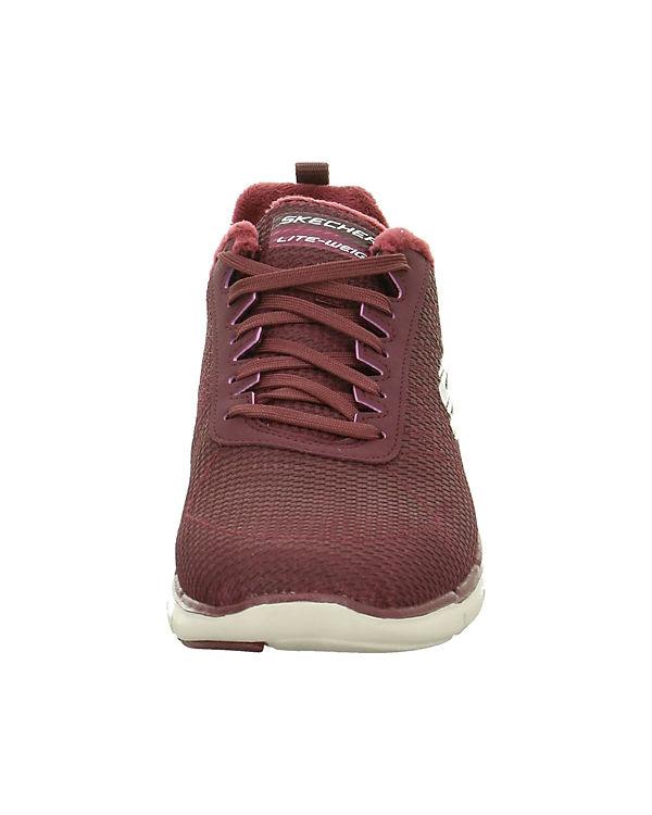 Sneakers Low Sneakers rot SKECHERS Low rot Low SKECHERS Sneakers SKECHERS wtxgCqU1