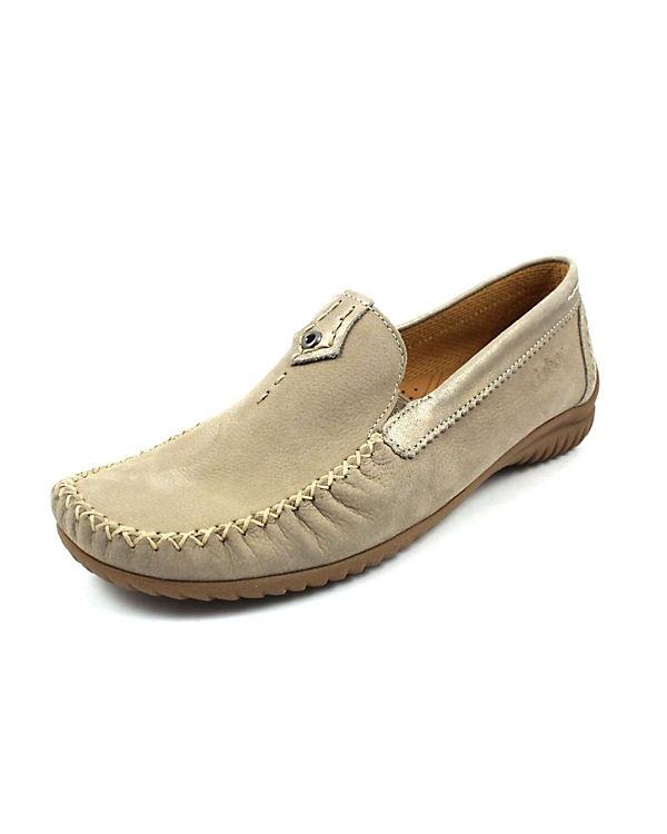 Gabor beige Loafers beige Loafers Gabor Gabor q41Owq
