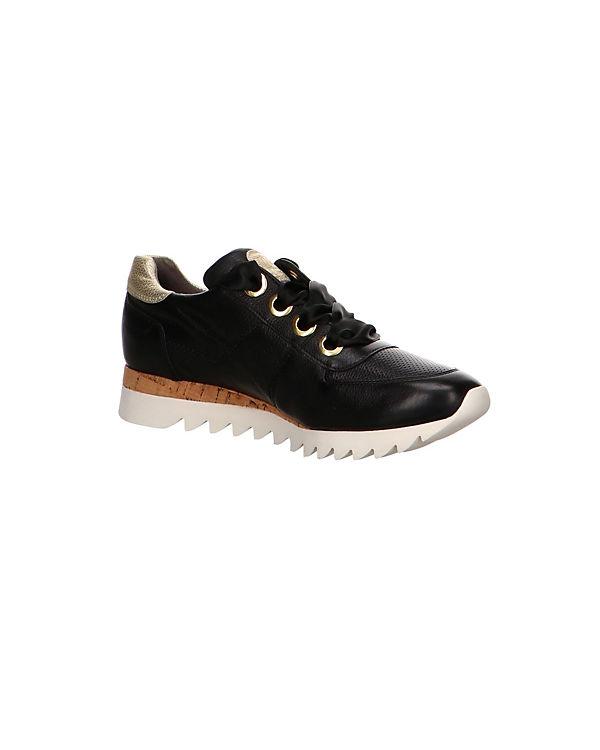 schwarz Sneakers Paul Green Green Paul Low wOA6Xtq