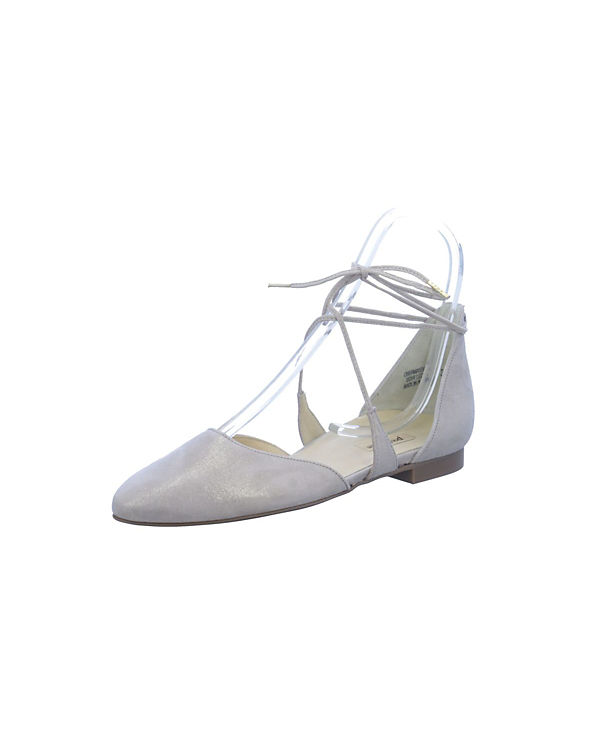 Paul Paul Paul Green, Klassische Ballerinas, silber 279449