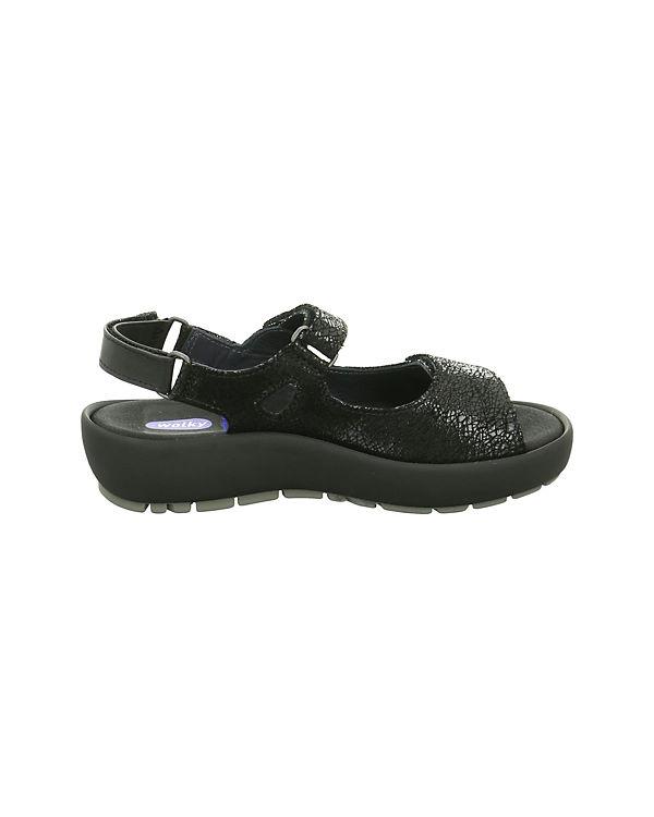 Sandaletten Wolky Klassische Sandaletten Sandaletten schwarz Klassische schwarz Klassische Wolky Wolky df17dYn
