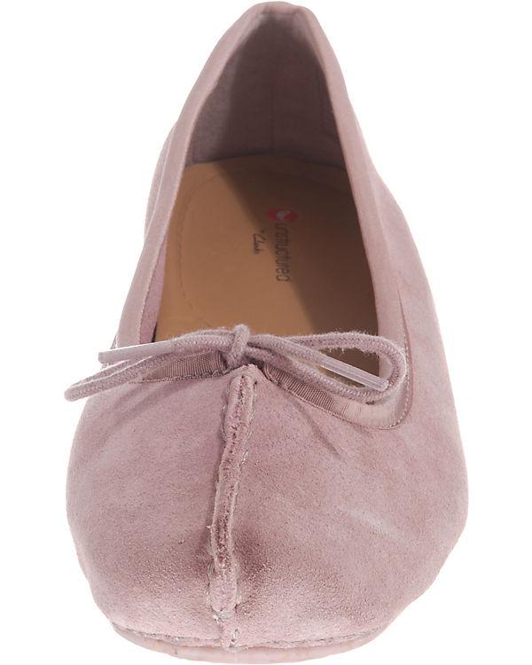 Freckle Klassische Ice Clarks rosa Ballerinas 6qd6ER