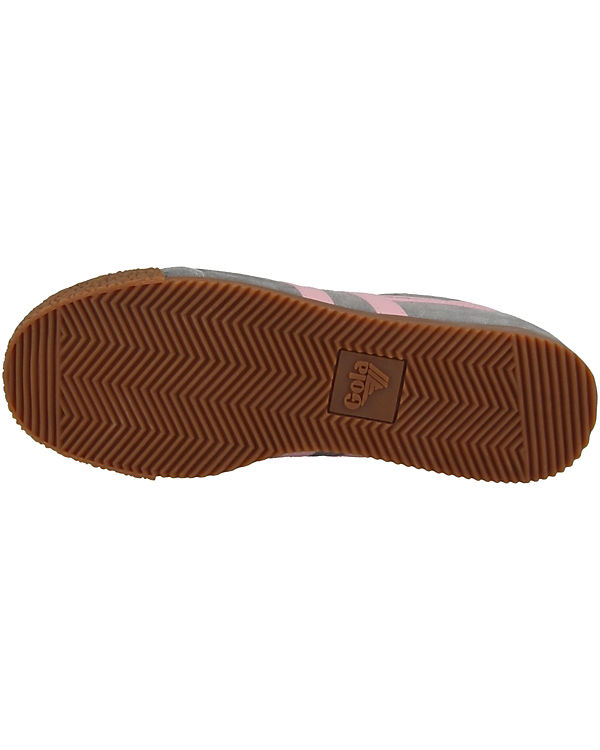 Gola, Suede Harrier Suede Gola, Ladies Sneakers Low, grau a73671