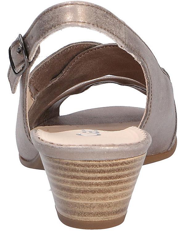Sandaletten Klassische Gabor Gabor Sandaletten Gabor Gabor gold Klassische gold Sandaletten gold Klassische wSZpxUqg