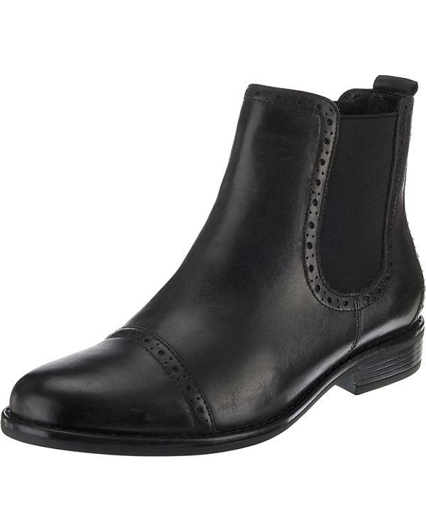 Chelsea Klondike Boots Klondike schwarz Chelsea qEtxwdXE1