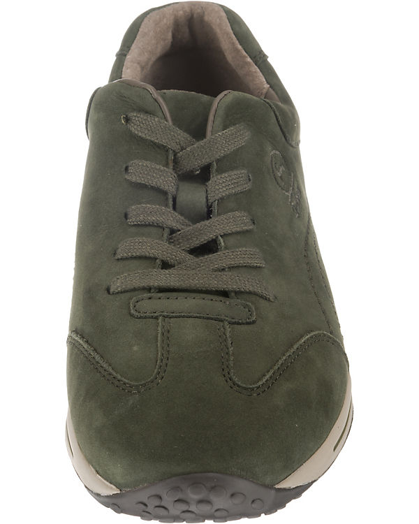 Sneakers Sneakers Gabor Low grün Low Sneakers Gabor Gabor Low grün dXFgnqwx
